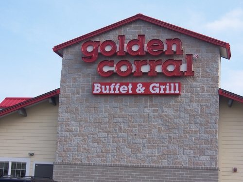 Golden Climber's Corral