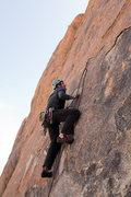 Rock Climbing Photo: Yaman on Pop