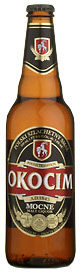 Okocim Beer.