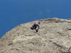 Rock Climbing Photo: Holly Hipkiss