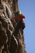 Rock Climbing Photo: Jesse showing us all you have to work before you c...