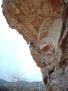 Rock Climbing Photo: Miles Kunkel on El Torito.