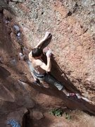 Rock Climbing Photo: From a different angle.