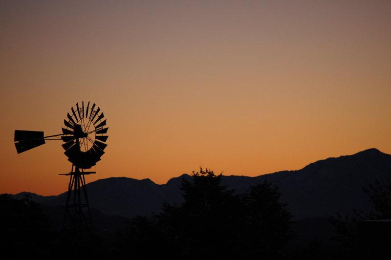 Rock Climbing Photo: windmill near sheepshead parking lot