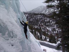 Rock Climbing Photo: A&W's Whipper.
