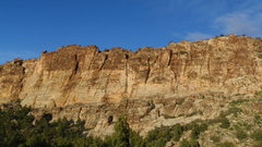 Rock Climbing Photo: Prophecy Wall