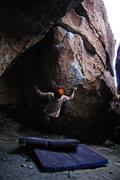 Rock Climbing Photo: Jeremy Freeman, 'Chizam SDS'