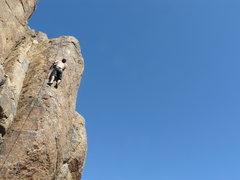 Rock Climbing Photo: The Neenee.