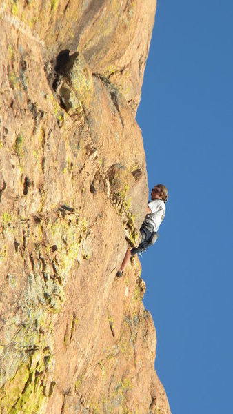 Rock Climbing Photo: pay day