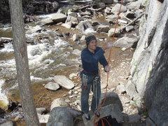 Rock Climbing Photo: Good day in Dream Canyon