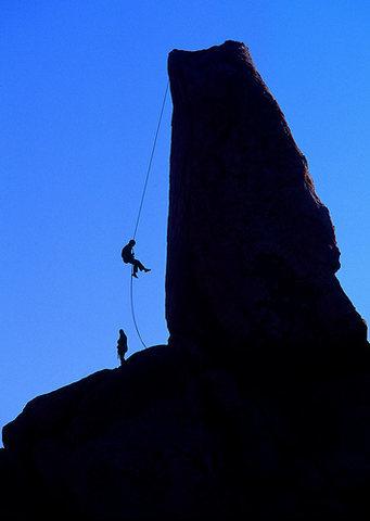 Rock Climbing Photo: Photo by Aaron Lavinsky