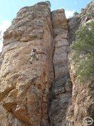 Rock Climbing Photo: C5.