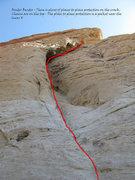 Rock Climbing Photo: Fender Bender