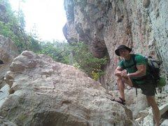 Rock Climbing Photo: hiking