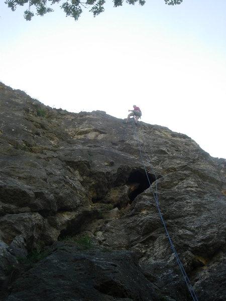 Me at the top of Régi Id&@POUND@337@SEMICOLON@k.