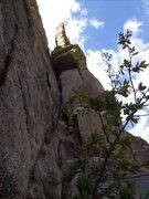 Rock Climbing Photo: 8th and Main...?