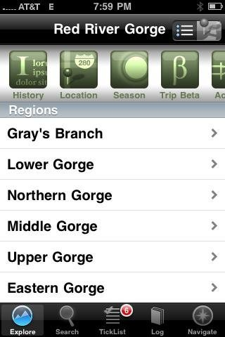 Main page for the iPhone RRG guide.