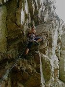 Rock Climbing Photo: Block Party- Seneca Rocks