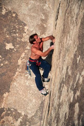 Tony Moser leading Thin Flakes