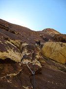 Rock Climbing Photo: P3 (photo by Jascha)