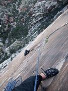 Rock Climbing Photo: Jascha cursing P6
