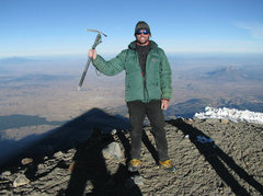 Rock Climbing Photo: Pico de Orizaba 2008