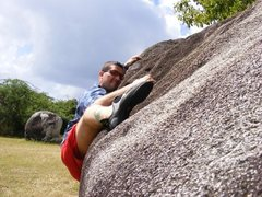 Rock Climbing Photo: Vieques Boulders  No names or grades available.