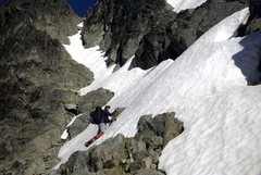 Rock Climbing Photo: Mt. Stuart, North Cascades