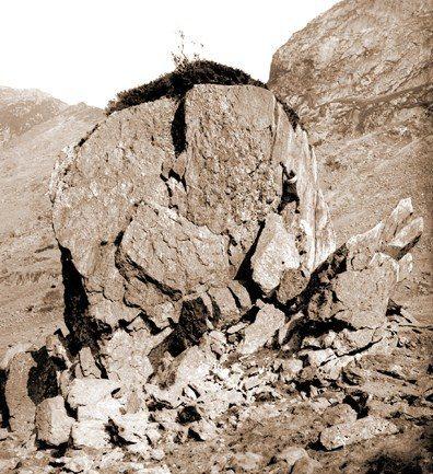 Lake Districk Bouldering 1905.. Who nicked me mattress...........