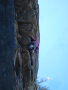 Rock Climbing Photo: Mark Collar on Ruthless Poodles