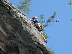 Rock Climbing Photo: donahue at lost horizon