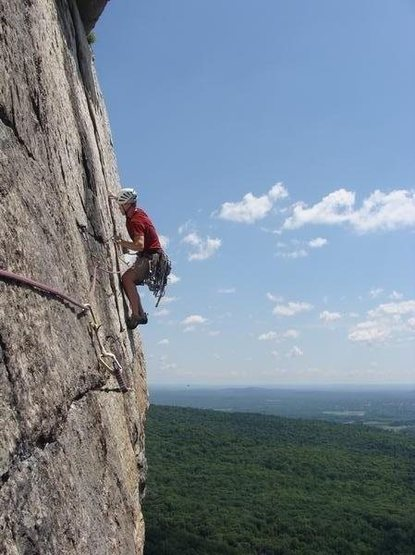 Rock Climbing Photo: Just a beautiful climb...