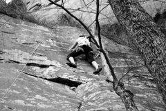 "Rock Climbing Photo: ""Bolts"" at Steele"
