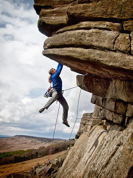 Rock Climbing Photo: Trying to find where this is?