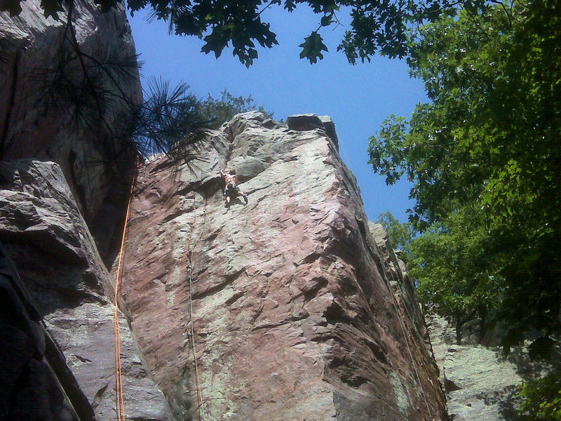 Rock Climbing Photo: I cleaned this up for you Jay. Where these taken w...