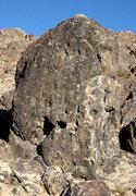 Rock Climbing Photo: Hueco Wall. Photo by Blitzo.