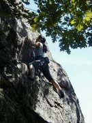 Rock Climbing Photo: Things I Should Have Learned In Kindergarten, Rumn...