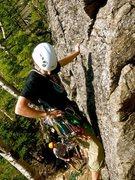 Rock Climbing Photo: standard Route)