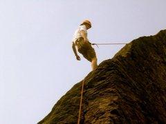 Rock Climbing Photo: off thriller