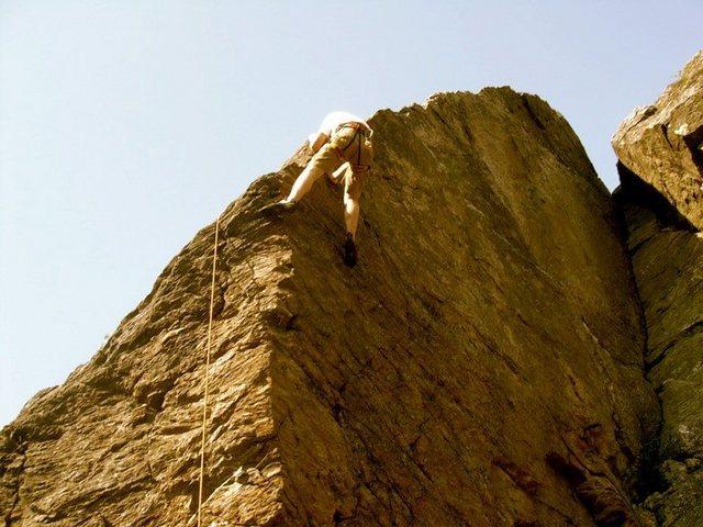 Rock Climbing Photo: stuff