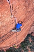 Rock Climbing Photo: Touchstone free