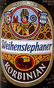 Rock Climbing Photo: Korbinian. Wonderful wheat beer from the world's o...