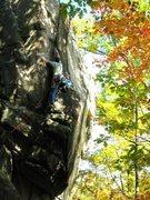 Rock Climbing Photo: Fern Crack 5.11+