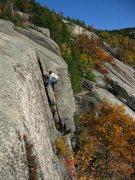 Rock Climbing Photo: Butt Scum 5.10