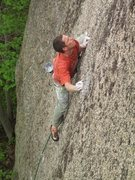 Rock Climbing Photo: Members Only 5.12A