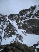 Rock Climbing Photo: Lamb's Slide and Flying Dutchman, 5-8-10.