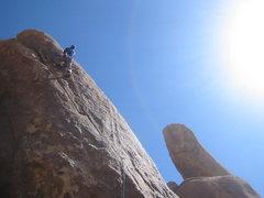 Rock Climbing Photo: Proper B.T.
