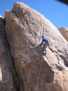 Rock Climbing Photo: Greg Epperson on Proper B.T.