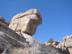 Rock Climbing Photo: Rimrock