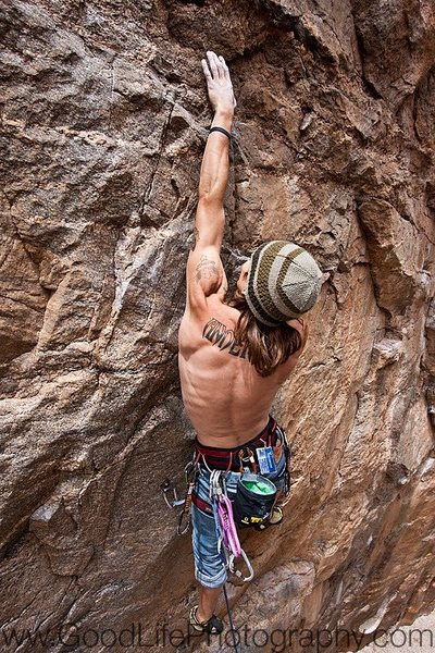 Rock Climbing Photo: photo by Tyler Gates, Climb Spree!